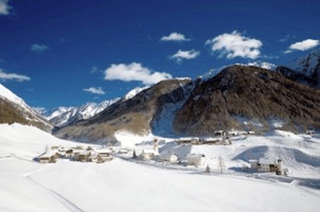 Österreich Schneeschuhwandern im Ötztal (Tirol) individuell