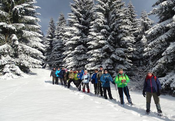 Slowakei Winterwolftrekking in den West-Karpaten
