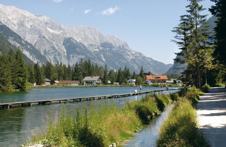 DeutschlandIndividuelle Wanderung rund um die Zugspitze